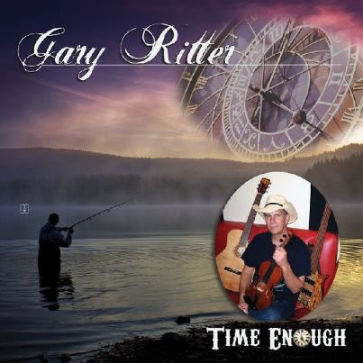 Time Enough CD Cover - New one