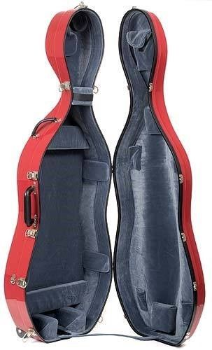 cello case bobelock red