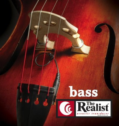 david gage realist bass pickup