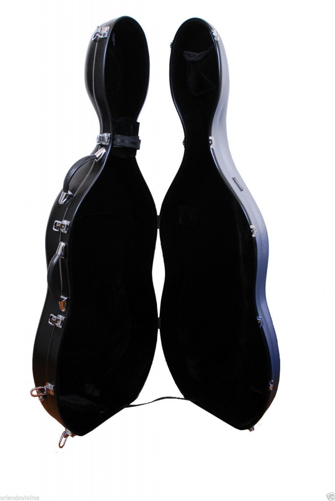 tonareli cello case - c