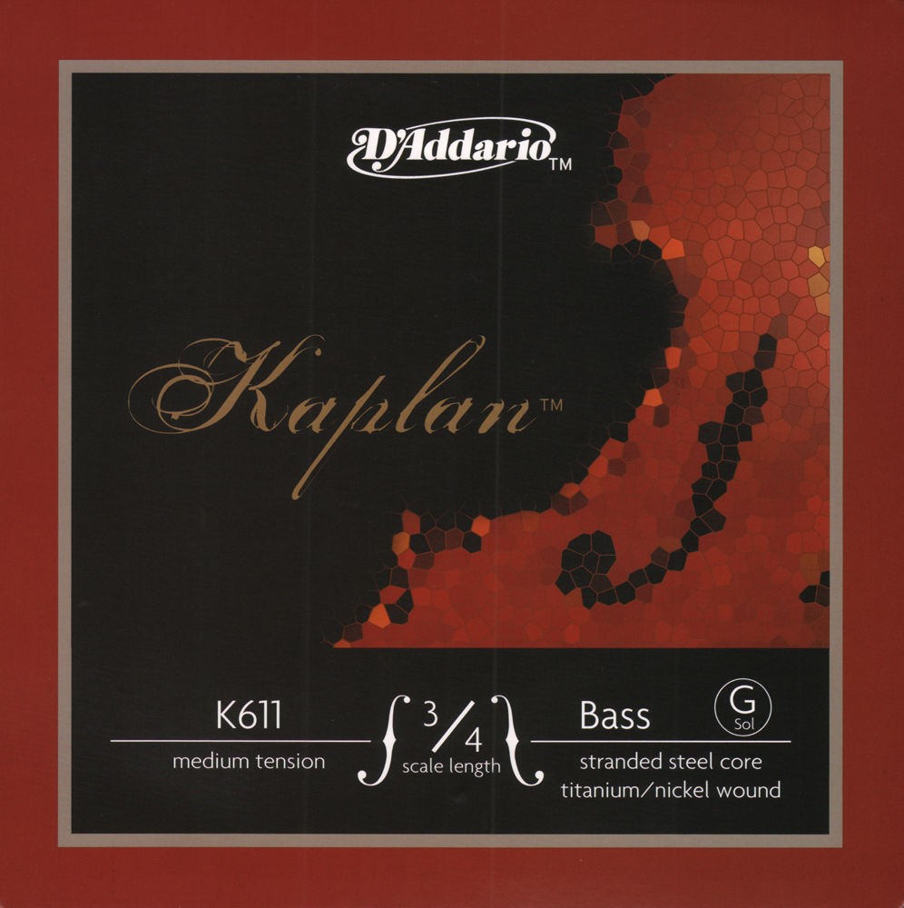 bass strings  Kaplan