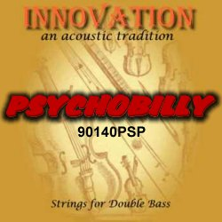 bass strings psychobilly