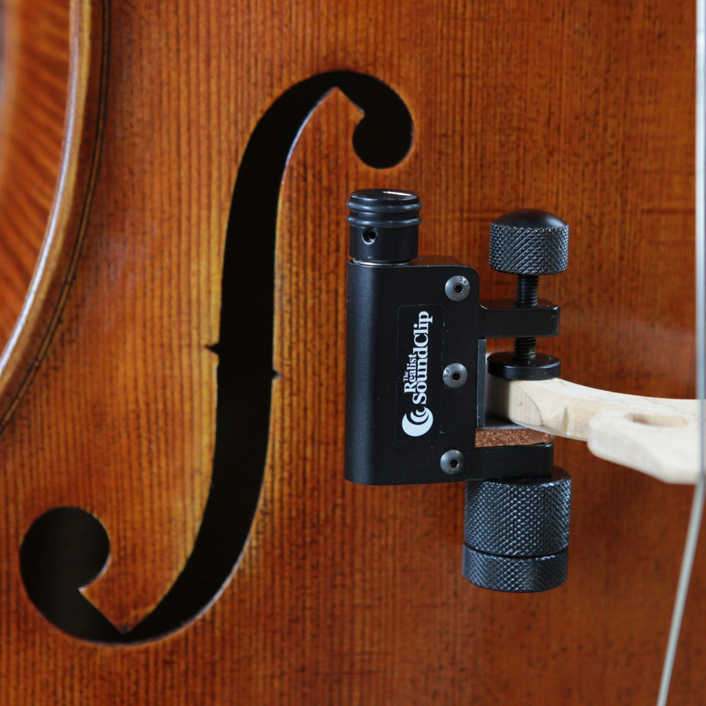 cello pickup sound clip