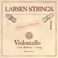 cello string larsen soloist a